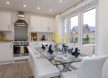 "Thumbnail 3 bed end terrace house for sale in ""Abergeldie"" at South Larch Road, Dunfermline"