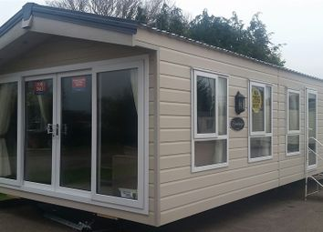 Thumbnail 2 bed mobile/park home for sale in Warren Road, Dawlish Warren, Dawlish