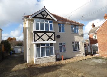 Thumbnail 2 bed flat to rent in Uppleby Road, Parkstone Poole
