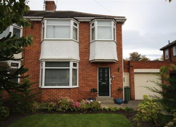 Thumbnail 3 bedroom semi-detached house for sale in Charlton Grove, Cleadon Village, Cleadon