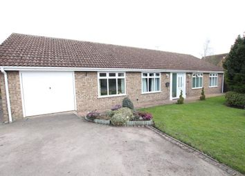 Thumbnail 3 bed detached bungalow for sale in Main Street, Pymoor, Ely