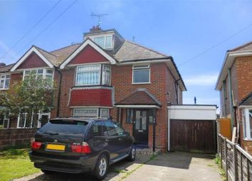 Thumbnail 5 bed semi-detached house for sale in Salvington Road, Salvington, Worthing