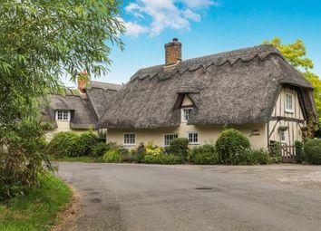 Thumbnail 3 bedroom detached house to rent in Pond Cottage, Wennington, Huntingdon, Cambridgeshire
