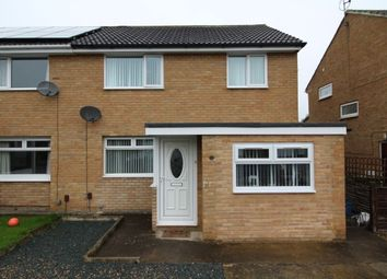 Thumbnail 3 bed semi-detached house for sale in Fortrose Close, Eaglescliffe, Stockton-On-Tees