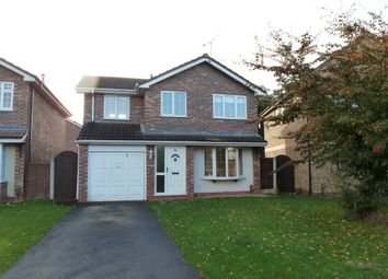 Thumbnail 3 bed detached house to rent in Juniper Drive, Great Sutton, Cheshire