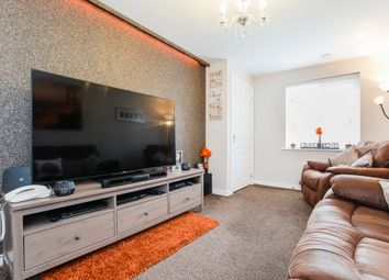 Thumbnail 3 bed detached house for sale in Kingfisher Crescent, Sandbach