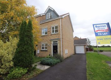 Thumbnail 3 bed town house to rent in Blackberry Drive, Hindley, Wigan