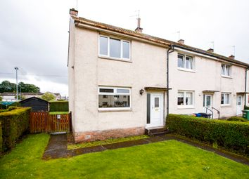 Thumbnail 2 bed end terrace house for sale in Janefield Place, Lennoxtown, Glasgow