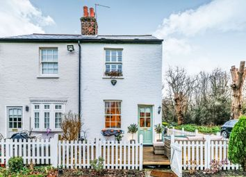Thumbnail 2 bed cottage for sale in Portsmouth Road, Esher