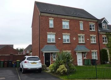 Thumbnail 3 bed town house to rent in Ladybank Avenue, Preston