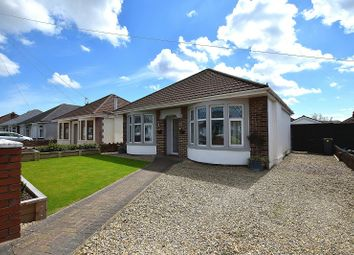 Thumbnail 3 bedroom detached bungalow for sale in Leamington Road, Rhiwbina, Cardiff.