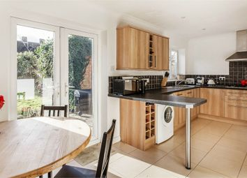 Thumbnail 3 bed terraced house for sale in Cowley Crescent, Hersham, Walton-On-Thames, Surrey