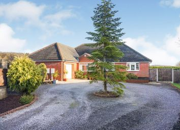 Thumbnail 3 bed detached bungalow for sale in Wollen Close, Worksop