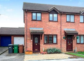 Thumbnail 2 bedroom end terrace house to rent in Bowness Way, Gunthorpe, Peterborough