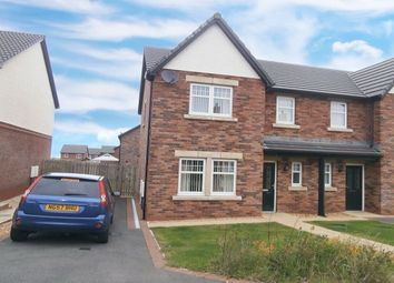 Thumbnail 3 bed property to rent in Ladstock Grove, Whitehaven