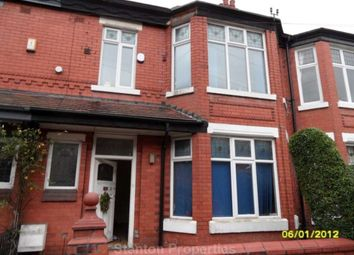 Thumbnail 5 bed terraced house to rent in Brixton Avenue, West Didsbury, Didsbury, Manchester