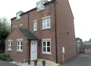 Thumbnail 3 bed semi-detached house for sale in Shambles Close, Walcote, Lutterworth