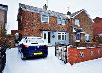 Thumbnail 3 bed semi-detached house for sale in Rufford Avenue, Mansfield