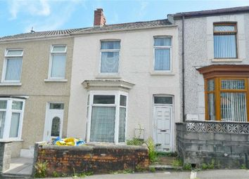 Thumbnail 2 bedroom terraced house for sale in Clare Street, Manselton, Swansea