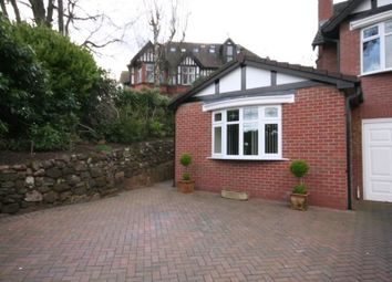 Thumbnail 1 bed flat to rent in Manley Road, Frodsham