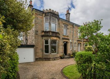 Thumbnail 5 bed semi-detached house for sale in Hollypark, Duchal Road, Kilmacolm