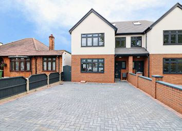 4 bed semi-detached house for sale in Mashiters Walk, Marshalls Park, Romford RM1