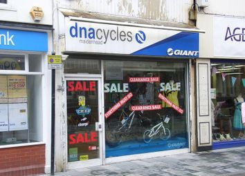 Thumbnail Retail premises for sale in 91A High Street, Maidenhead, Berkshire