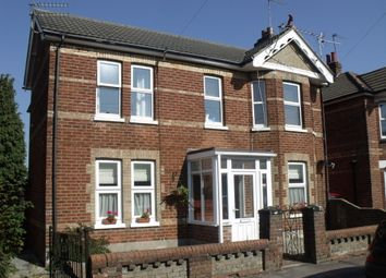 Thumbnail 3 bed flat to rent in Hankinson Road, Winton, Bournemouth