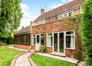 Thumbnail 4 bed detached house to rent in Passfield Common, Passfield, Liphook