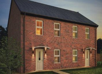 Thumbnail 3 bedroom semi-detached house for sale in York Road, Seacroft, Leeds