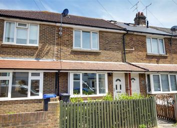 Thumbnail 2 bedroom terraced house for sale in St Anselms Road, Thomas A Becket, Worthing