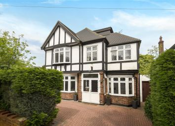 Thumbnail 5 bed detached house for sale in Knighton Drive, Woodford Green