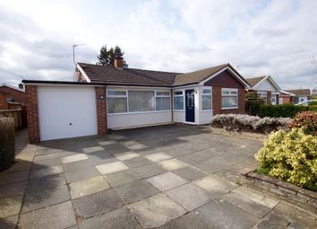 Thumbnail 3 bed detached bungalow for sale in Caernarvon Road, Wrexham