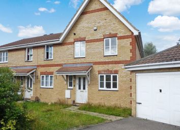 3 bed end terrace house for sale in Coopers Way, Houghton Regis, Dunstable LU5