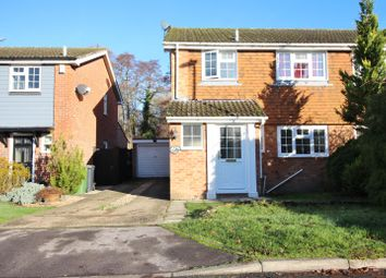 Thumbnail 3 bedroom semi-detached house for sale in Hamilton Close, Bordon