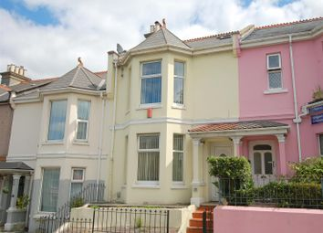 Thumbnail 4 bed terraced house for sale in Ford Hill, Plymouth