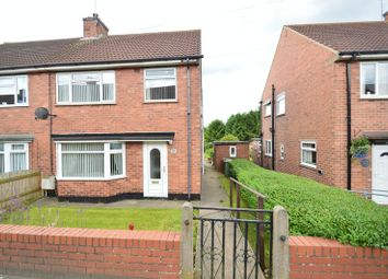 Thumbnail 3 bed semi-detached house for sale in Highcliffe Avenue, Shirebrook, Mansfield