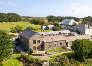 Thumbnail Commercial property for sale in St. Buryan, Penzance, Cornwall