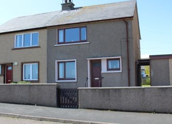 Thumbnail 2 bed semi-detached house for sale in Wood Place, Portknockie