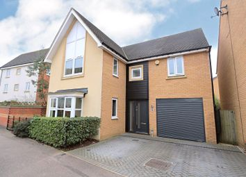 Gloucester Gate, Broughton, Milton Keynes MK10. 4 bed detached house for sale