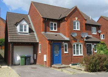 Thumbnail 4 bedroom town house for sale in Yeoman Way, Trowbridge