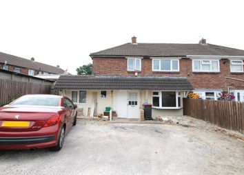 Thumbnail 3 bed semi-detached house for sale in Lime Grove, Hurley, Atherstone