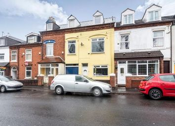 Thumbnail 6 bed terraced house for sale in Heeley Road, Selly Oak, Birmingham, West Midlands
