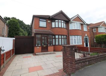 3 bed semi-detached house for sale in Abingdon Road, Urmston, Manchester M41