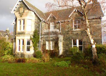 Thumbnail 3 bed flat for sale in Taybridge Road, Aberfeldy