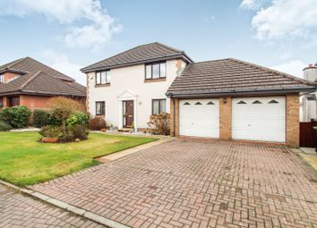 Thumbnail 5 bed detached house for sale in William Ure Place, Glasgow