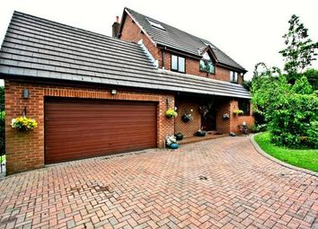 Thumbnail 5 bedroom detached house for sale in Simister Lane, Prestwich, Manchester