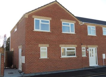 Thumbnail 3 bed semi-detached house to rent in Station Road, Hopton, Great Yarmouth