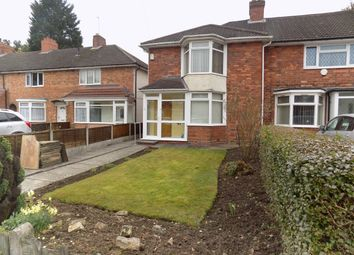 Thumbnail 3 bed end terrace house for sale in Dryden Grove, Birmingham