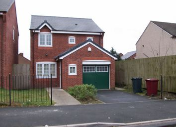 Thumbnail 3 bed terraced house to rent in Overton Close, Kirkby